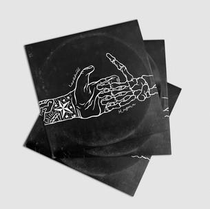 Larkhill/H_ngm_n Split Vinyl