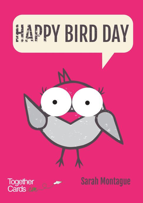 Pink Bird 4