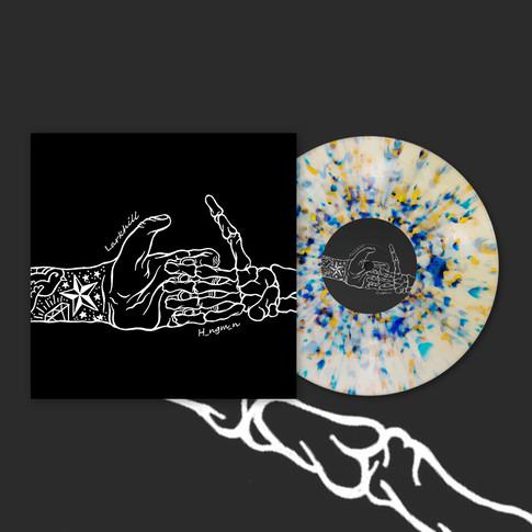 Larkhill Vinyl - Splatter Varient