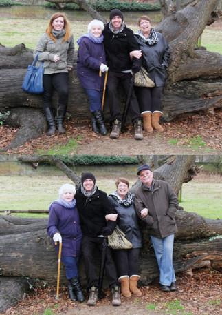 Rickman Family Portrait Reference Photographs