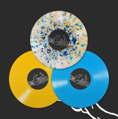 Larkhill Vinyl Stack