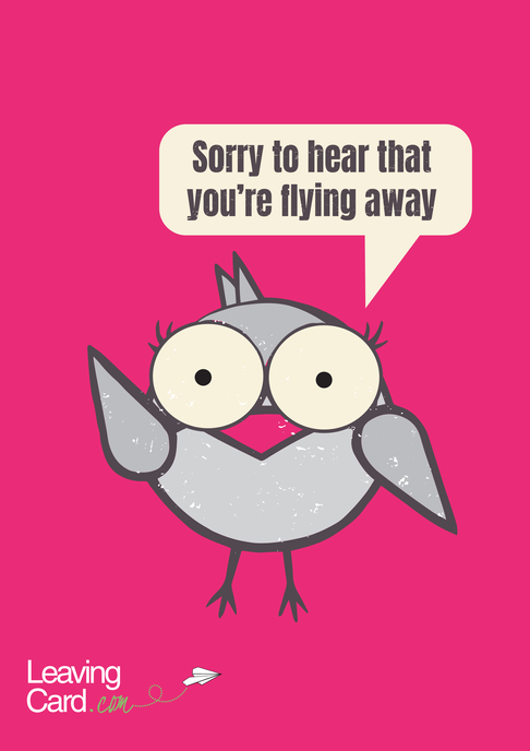 Pink Bird 1