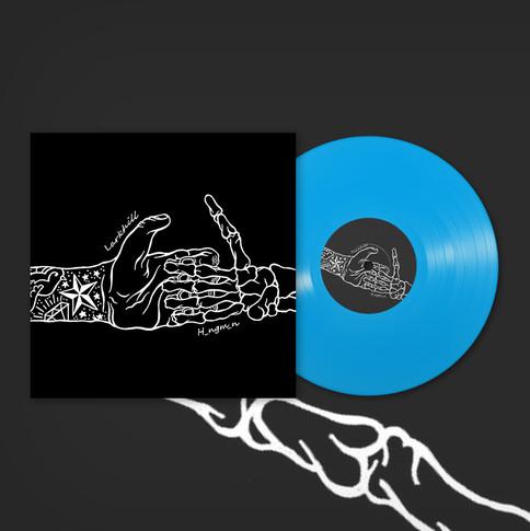 Larkhill Vinyl - Blue Varient