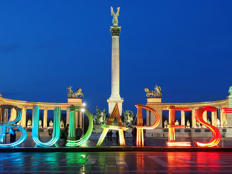 LAST MINUTE: Budapeste desde 154€