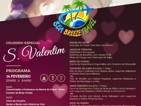 Cruzeiro Especial Dia dos Namorados