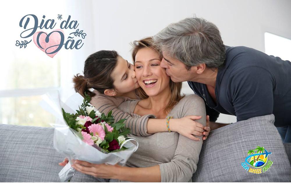 Dia da mãe, dia das mães, mothers day, mother day, presente para a mãe, prenda para a mãe, presentes, família, família feliz, happy family