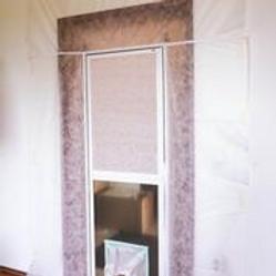 PENDEL Staubschutztür für Renovierungsarbeiten