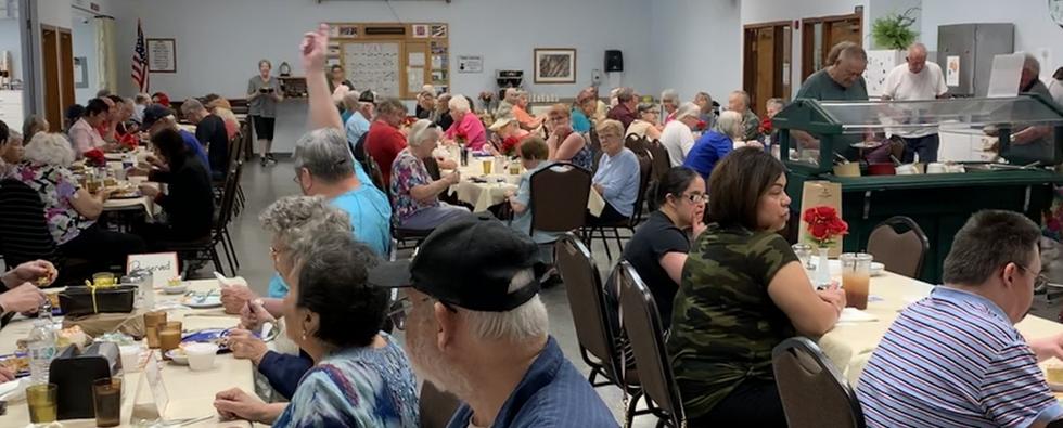 Congregate dining