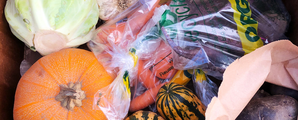 Fresh produce donation