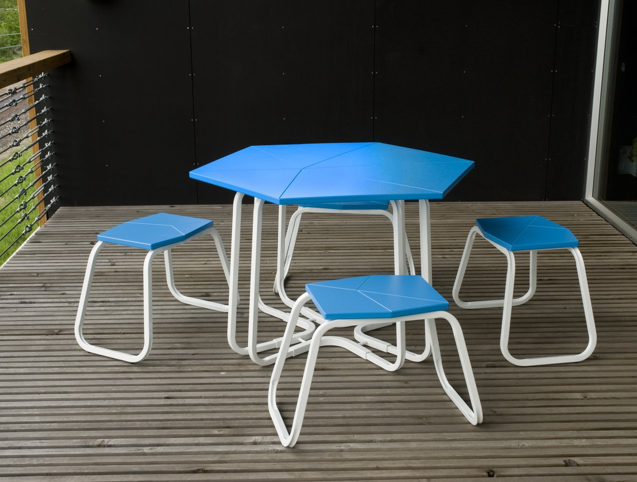 Otto Dining Table Set