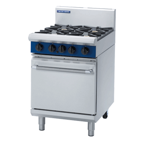 G504B 600mm Gas Range Static Oven With Griddle