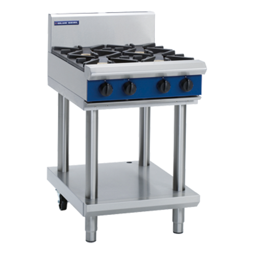 Blue Seal G514-LS 600mm Gas Griddle With Leg Stand