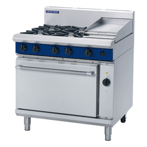 GE56C 900mm Gas Range Electric Convection Oven