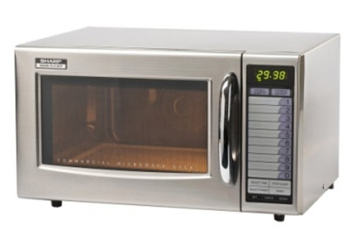 R-21AT 1000w Light Duty Touch Control Microwave