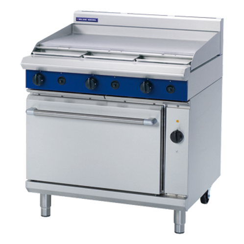 GE56A 900mm Gas Range Electric Convection Oven