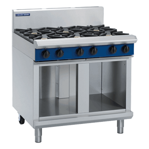 Blue Seal G516C-CB - Gas Cooktop - Cabinet Base