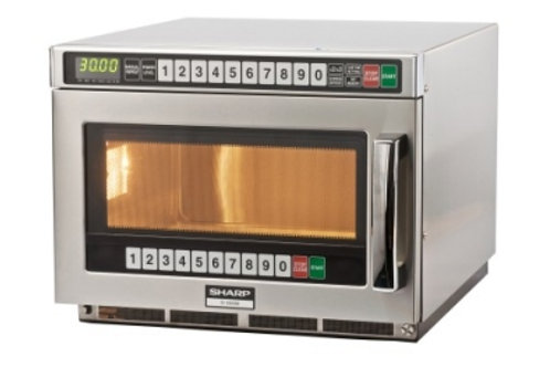 R-1900M 1900w Touch Control Commercial Microwave