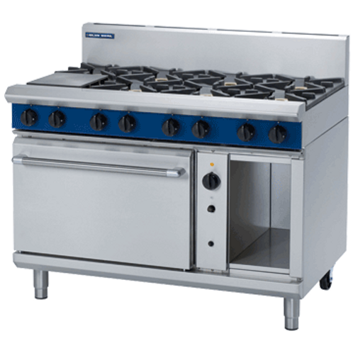 G58D 1200mm Gas Range Convection Oven