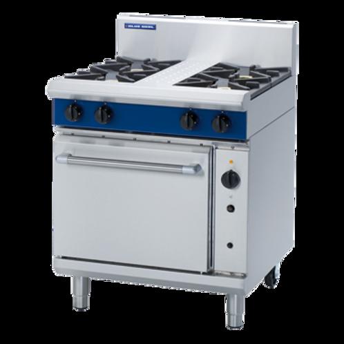 Blue Seal G54D 750mm Gas Range Convection Oven