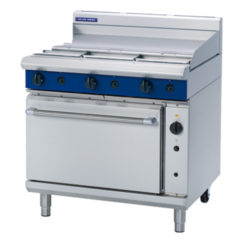 Blue Seal G56A 900mm Gas Range Convection Oven