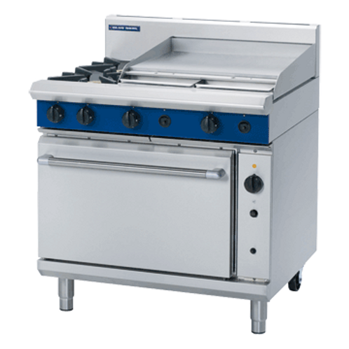 Blue Seal G56B 900mm Gas Range Convection Oven