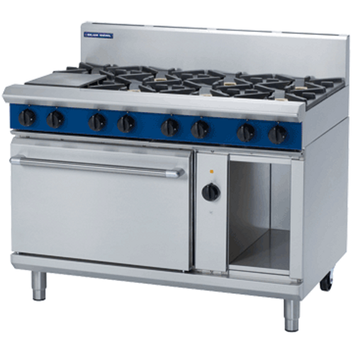 GE58D -0 1200mm Gas Range Electric Convection Oven