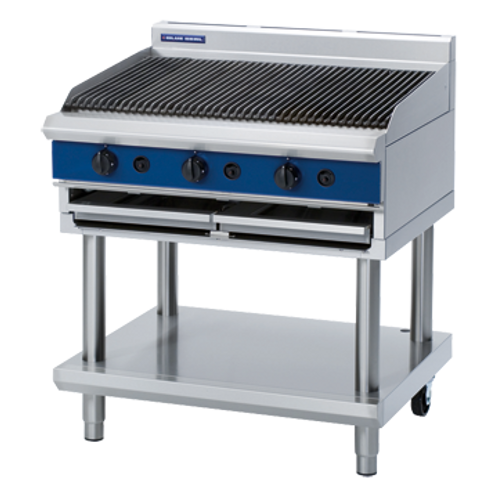 Blue Seal G596-LS 900mm Gas Chargrill Leg Stand