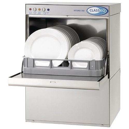Hydro 750 Front Loading Commercial Dishwasher