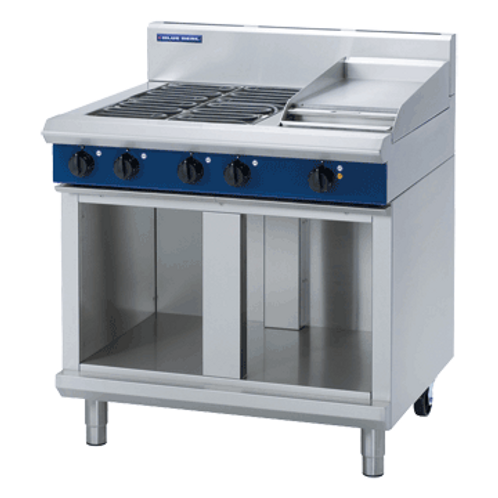 E516C-CB - 900mm Electric Cooktop Cabinet Base
