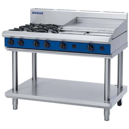 Blue SealG518B-LS 1200mm Gas Cooktop Leg Stand