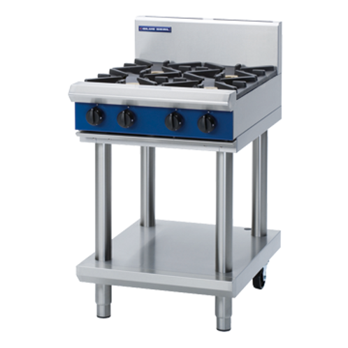 Blue Seal G514C-LS - 600mm Gas Cooktop Leg Stand