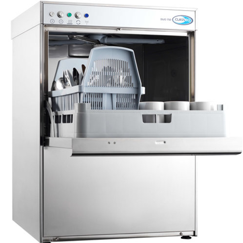 Duo 750 Front Loading Commercial Dishwasher