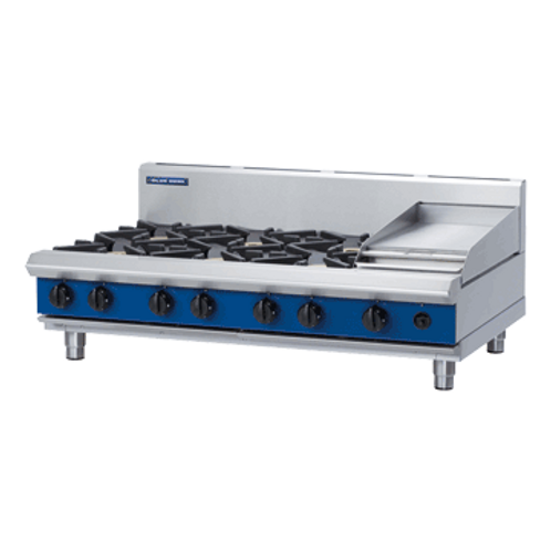 Blue Seal G518C-B 1200mm Gas Cooktop - Bench Model