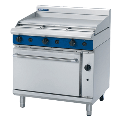 G506A 900mm Gas Range Static Oven