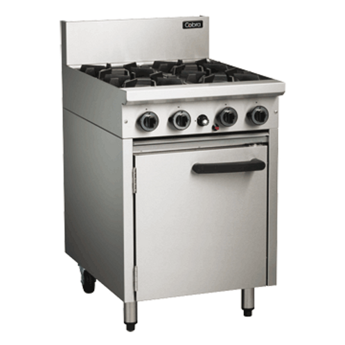 Cobra CR6B 600mm Gas Ranges - Gas Static Oven R