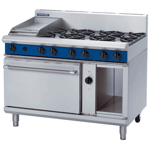 GE58C 1200mm Gas Range Electric Convection Oven