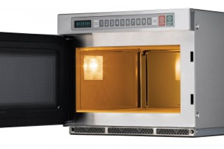 KOM9F85 1850w Programmable Microwave Touch Control