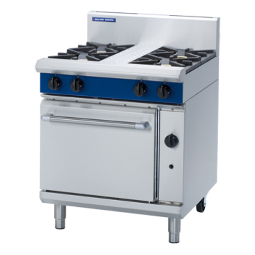 G505D 750mm Gas Range Static Oven