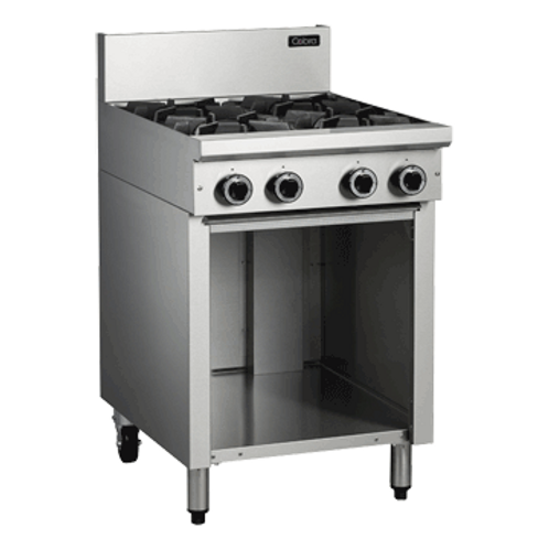 Cobra C6D - 600mm Gas Cooktops - Open Cabinet Base