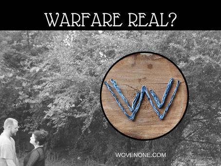 Is spiritual warfare a waste of time?