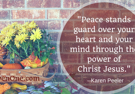 Peace Stands Guard