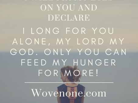 Are you leaving a hunger for more?