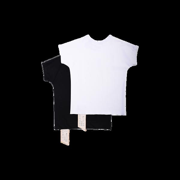 Handmade Tshirt T-shirt GOAT TEE LEFKO white black schwarz weiß limited