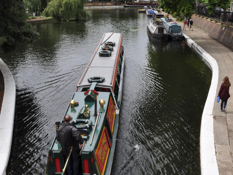 """Canal charging points have potential to """"make waves"""" for Wales"""