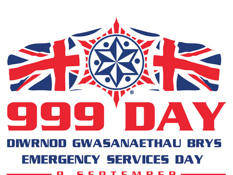 Volunteer opportunities highlighted in message of thanks on 999 Day
