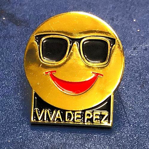Viva Depez Emoji Enamel Pin