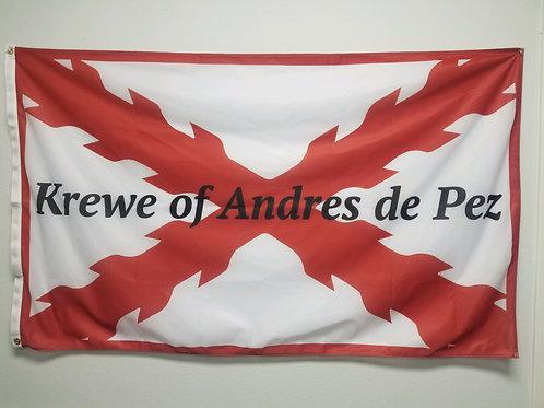 Flag Spanish Cross