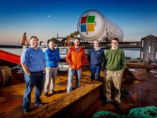 Is Microsoft's underwater data centre the future?