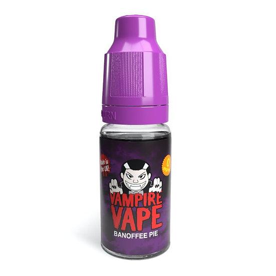 Banoffee Pie - 10ml Vampire Vape E-Liquid