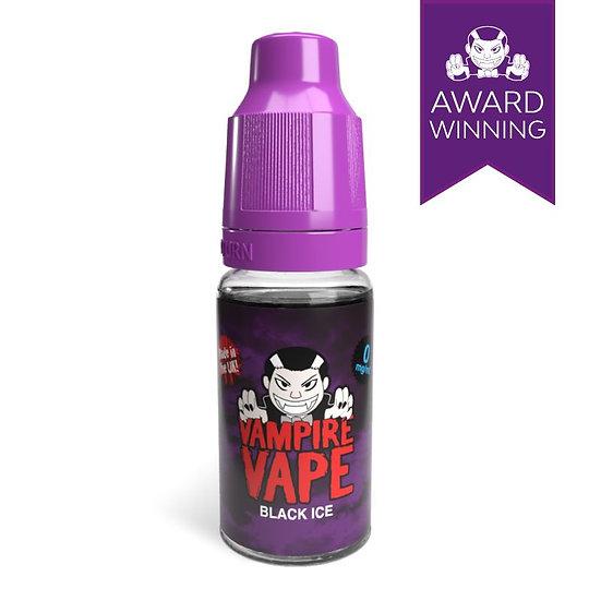 Black Ice - 10ml Vampire Vape E-Liquid